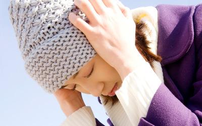 女性の薄毛とストレス